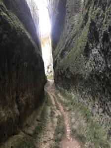 Via Cava San Sebastiano